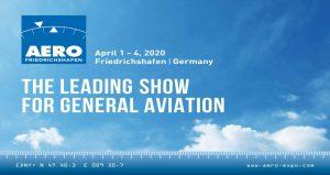 ویزای نمایشگاه حمل و نقل هوایی AERO 2020 آلمان