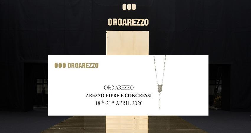 نمایشگاه بین المللی جواهرات OROAREZZO 2020 ایتالیا