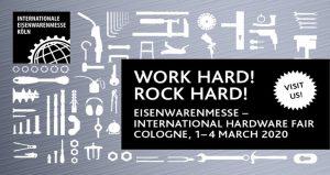 نمایشگاه بین المللی تخصصی ابزار آلات Eisenwarenmesse 2020 آلمان