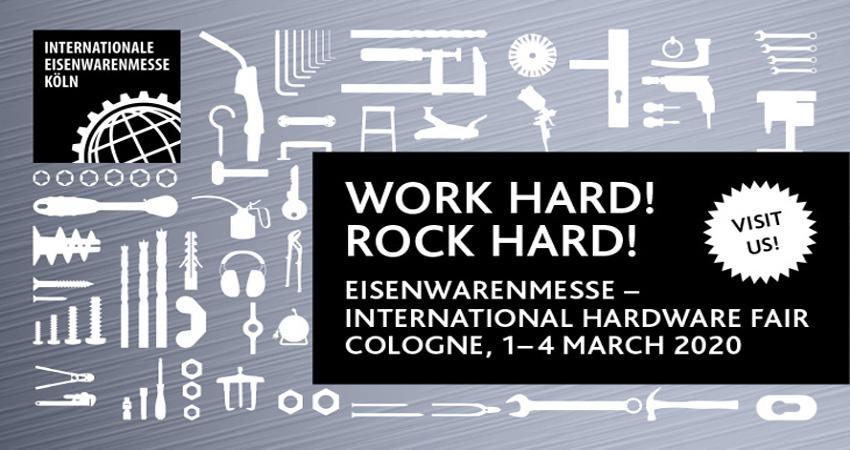 نمایشگاه بین المللی تخصصی ابزارآلات Eisenwarenmesse 2020 آلمان