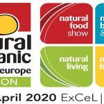 ویزای نمایشگاه محصولات طبیعی و ارگانیک NATURAL & ORGANIC PRODUCTS EUROPE 2020 انگلیس