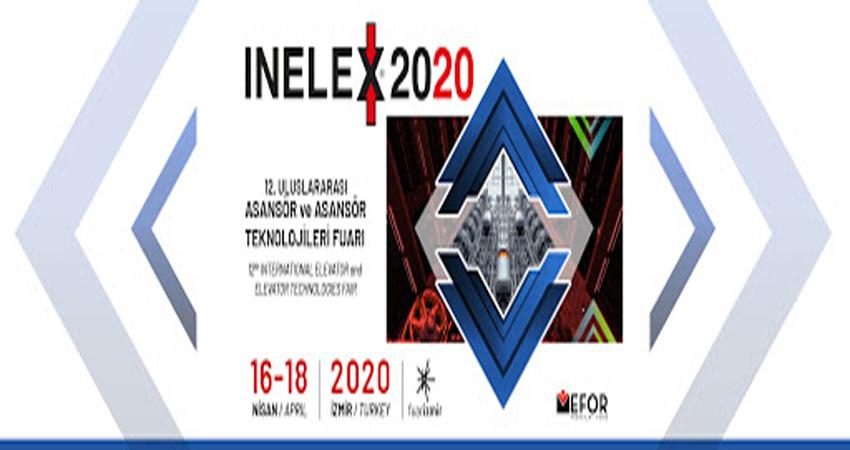 نمایشگاه آسانسور INELEX 2020 ترکیه