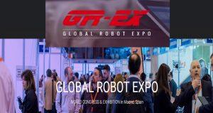 ویزای نمایشگاه رباتیک GLOBAL ROBOT EXPO 2020 اسپانیا