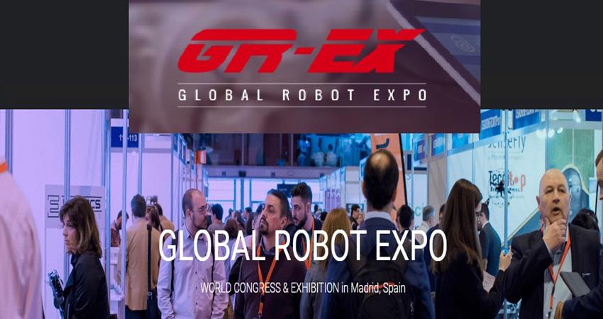 نمایشگاه رباتیک GLOBAL ROBOT EXPO 2020 اسپانیا