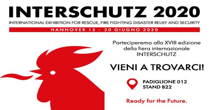 نمایشگاه بین المللی تخصصی آتش نشانی و خدمات ایمنی INTERSCHUTZ هانوفر