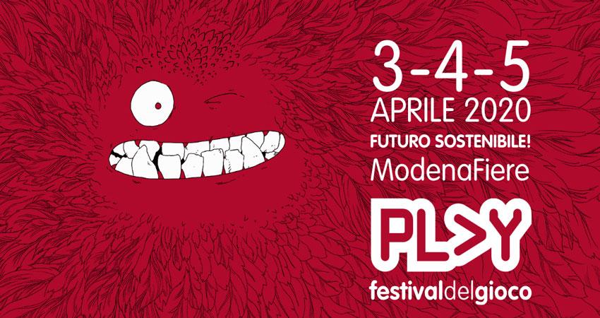 جشنواره بازی PLAY 2020 ایتالیا
