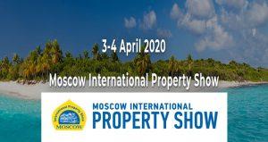 ویزای نمایشگاه املاک و مستغلاتMOSCOW INTERNATIONAL PROPERTY SHOW 2020 روسیه