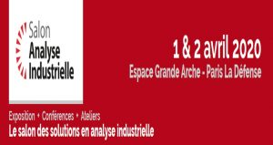 ویزای نمایشگاه تجزیه و تحلیل صنایع گاز و آب ANALYSE INDUSTRIELLE 2020 فرانسه