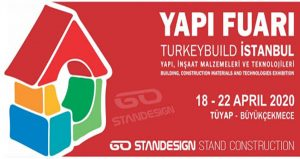 ویزای نمایشگاه ساختمان YAPI – TURKEYBUILD ISTANBUL 2020 ترکیه