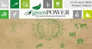 ویزای نمایشگاه انرژی های تجدید پذیر GREEN POWER 2020 لهستان