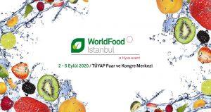ویزای نمایشگاه محصولات غذایی WORLDFOOD ISTANBUL 2020 ترکیه