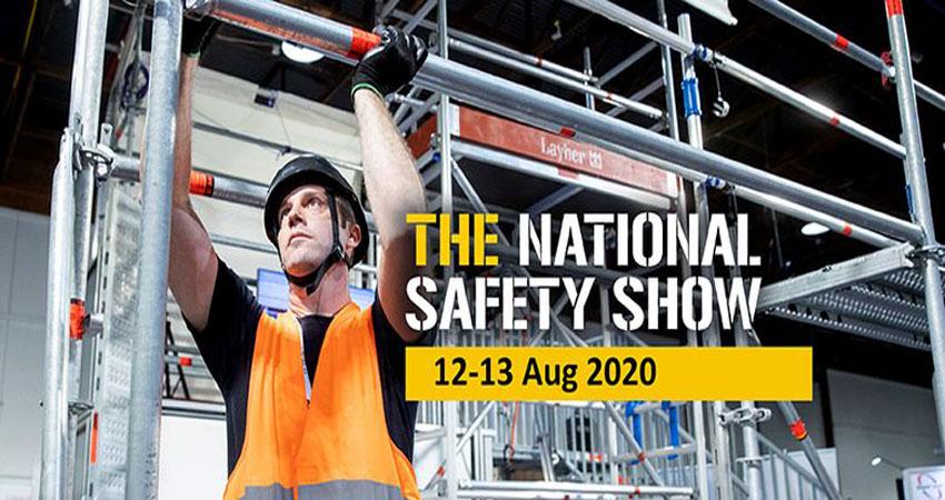 نمایشگاه ایمنی کار THE NATIONAL SAFETY SHOW 2020 نیوزلند