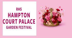 ویزای نمایشگاه گل و گیاه HAMPTON COURT PALACE FLOWER SHOW 2020 انگلستان