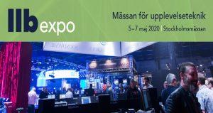 نمایشگاه صوتی ، تصویری و روشنایی AUDIO – VIDEO – LIGHTING, LLB EXPO 2020 سوئد