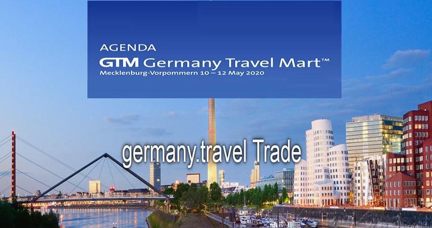 نمایشگاه گردشگری GERMANY TRAVEL MART 2020 آلمان