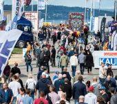 نمایشگاه حمل و نقل جاده ای ELMIA LASTBIL - THE TRUCK EXHIBITION 2020 سوئد