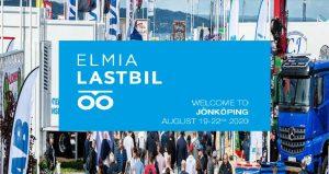 ویزای نمایشگاه حمل و نقل جاده ای ELMIA LASTBIL – THE TRUCK EXHIBITION 2020 سوئد