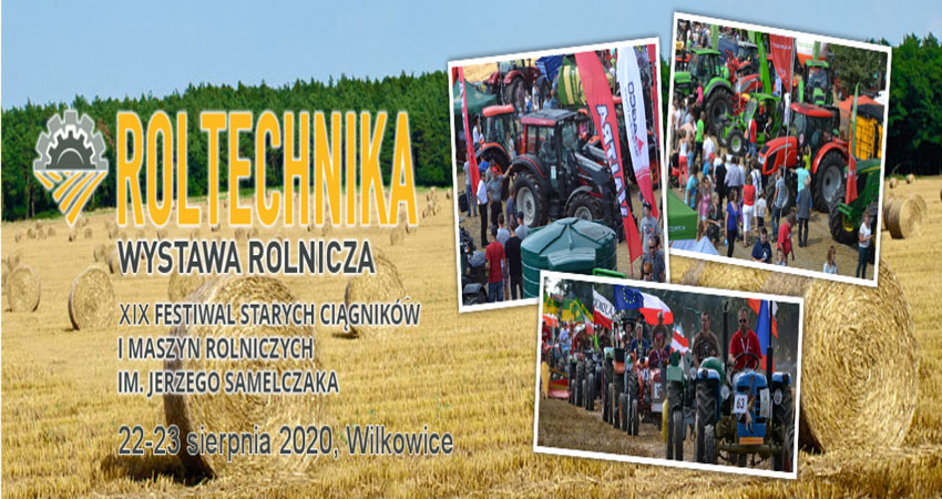 نمایشگاه کشاورزی ROLTECHNIKA 2020 لهستان