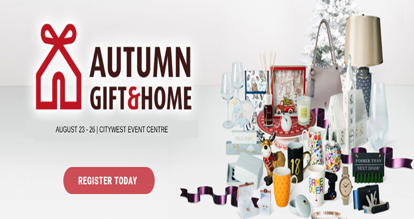 نمایشگاه هدایا و لوازم جانبی منزل AUTUMN GIFT & HOME FAIR 2020 ایرلند