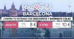 ویزای نمایشگاه مادر و کودک BEBÉS & MAMÁS – BARCELONA 2020 اسپانیا