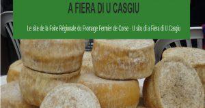 ویزای نمایشگاه پنیر A FIERA DI U CASGIU 2020 فرانسه