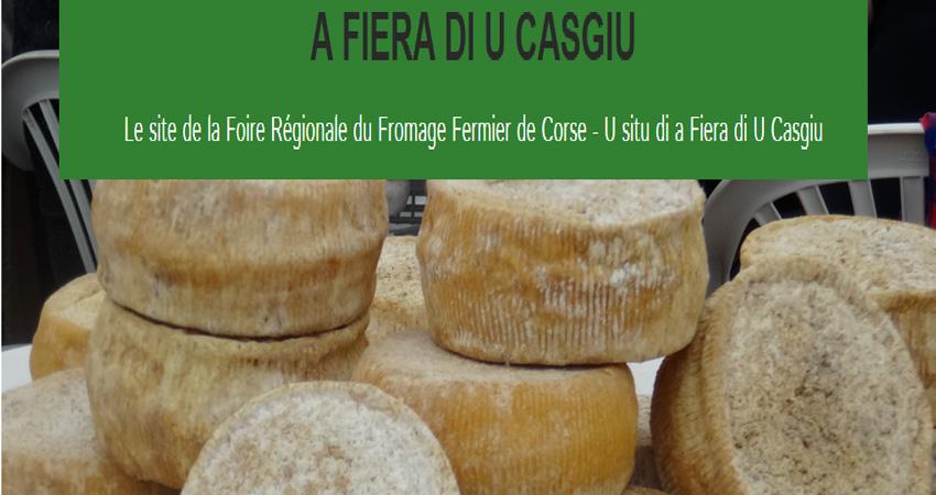 نمایشگاه پنیر A FIERA DI U CASGIU 2020 فرانسه