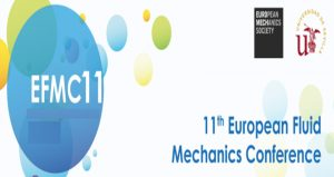 کنفرانس مکانیک EFMC – EUROPEAN FLUID MECHANICS CONFERENCE 2020 سوئیس