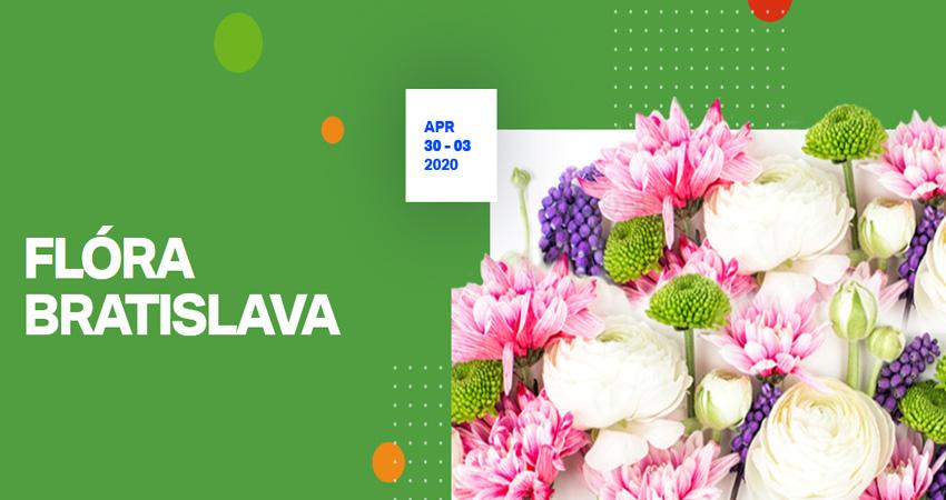 نمایشگاه بین المللی گل و گیاه FLORA BRATISLAVA 2020 اسلواکی