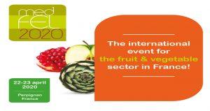 ویزای نمایشگاه میوه و تره بار MEDFEL 2020 فرانسه