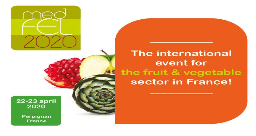 نمایشگاه میوه و تره بار MEDFEL 2020 فرانسه