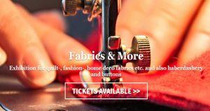 ویزای نمایشگاه پارچه و پوشاک FABRICS & MORE 2020 هلند