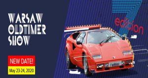ویزای نمایشگاه اتومبیل های کلاسیک OLDTIMER WARSAW SHOW 2020 لهستان