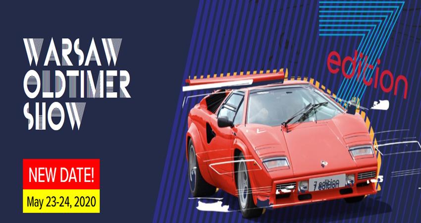 نمایشگاه اتومبیل های کلاسیک OLDTIMER WARSAW SHOW 2020 لهستان