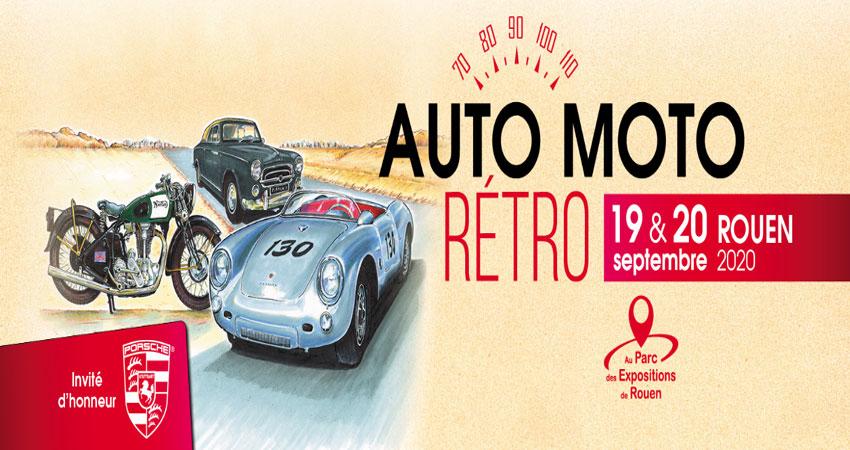 نمایشگاه اتومبیل ، موتور و لوازم جانبی خودرو SALON AUTO MOTO RÉTRO 2020 فرانسه