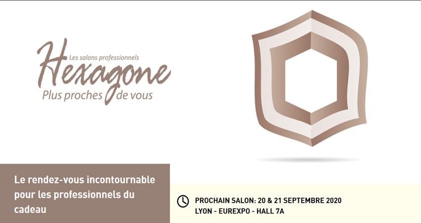 نمایشگاه هدایه ، سوغات و دکوراسیون HEXAGONE LYON 2020 فرانسه