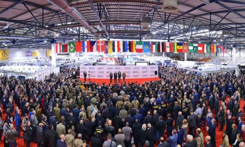 نمایشگاه صنعت امنیت BEZPEKA/SECURITY 2020 اوکراین
