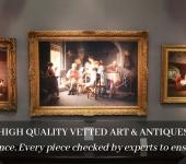 نمایشگاه آثار هنری و عتیقه جات THE ART & ANTIQUES FAIR OLYMPIA 2020 انگلستان