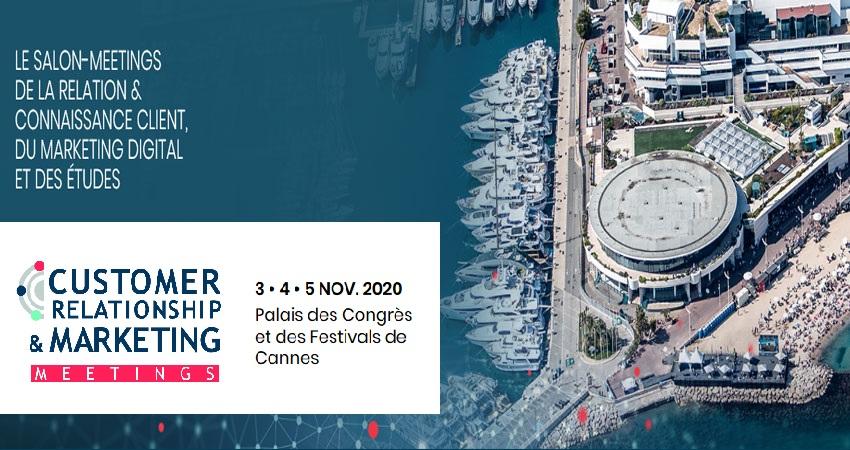 نمایشگاه بازاریابی دیجیتال CUSTOMER RELATIONSHIP & MARKETING MEETINGS 2020 فرانسه