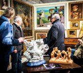 نمایشگاه هنر وعتیقه جات MERCANTEINFIERA AUTUNNO 2020 ایتالیا