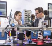 نمایشگاه فناوری های پردازش تصویر VISION 2020 آلمان