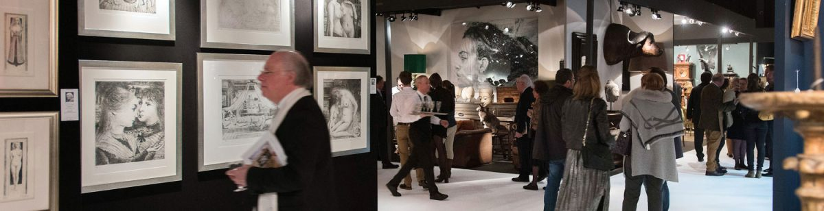 نمایشگاه عتیقه جات و کارهای هنری ANTICA NAMUR 2020 بلژیک