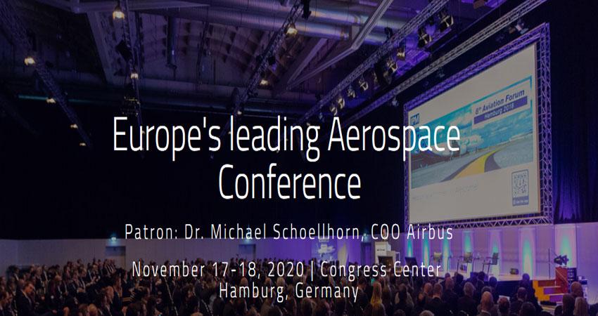 نمایشگاه و کنفرانس صنعت هوانوردی AVIATION FORUM HAMBURG 2020 آلمان