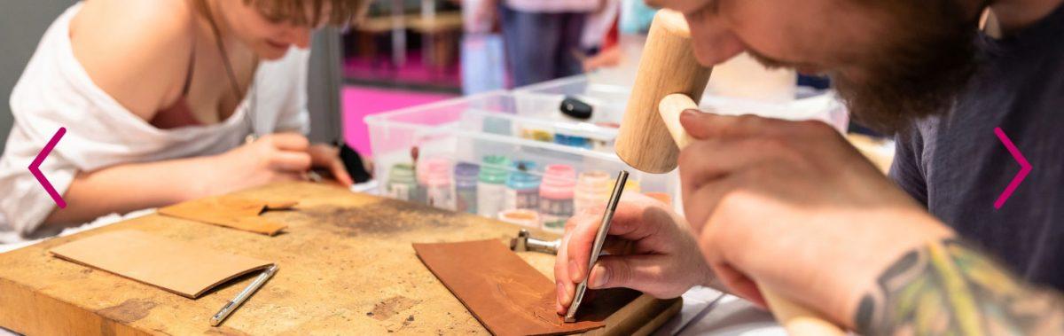 نمایشگاه صنایع دستی CREATIVA ZÜRICH 2020 سوئیس