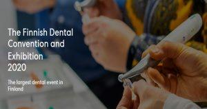 نمایشگاه و کنفرانس دندانپزشکی THE FINNISH DENTAL CONGRESS AND EXHIBITION 2020 فنلاند