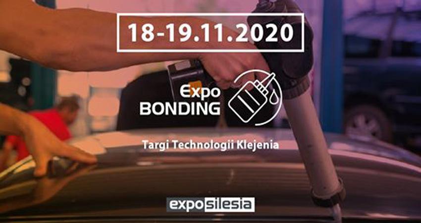 نمایشگاه فناوری چسب EXPOBONDING 2020 لهستان