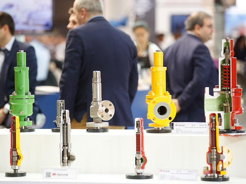نمایشگاه و کنفرانس لوله کشی و شیرآلات VALVE WORLD 2020 آلمان