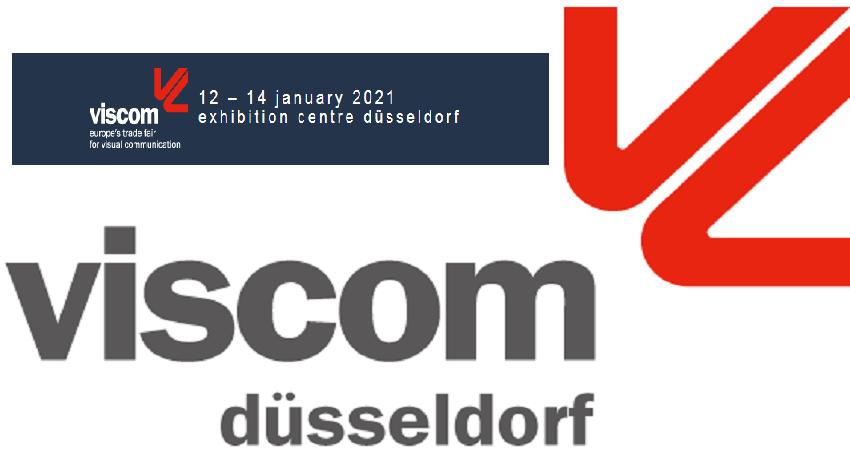 نمایشگاه چاپ و فناوری ارتباطات VISCOM GERMANY 2021 آلمان