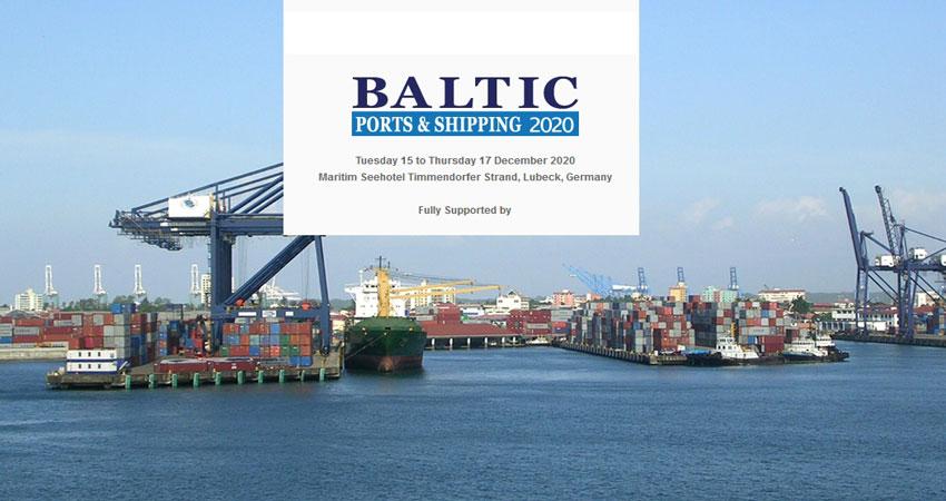 نمایشگاه حمل و نقل دریایی BALTIC SEA PORTS & SHIPPING 2020 آلمان