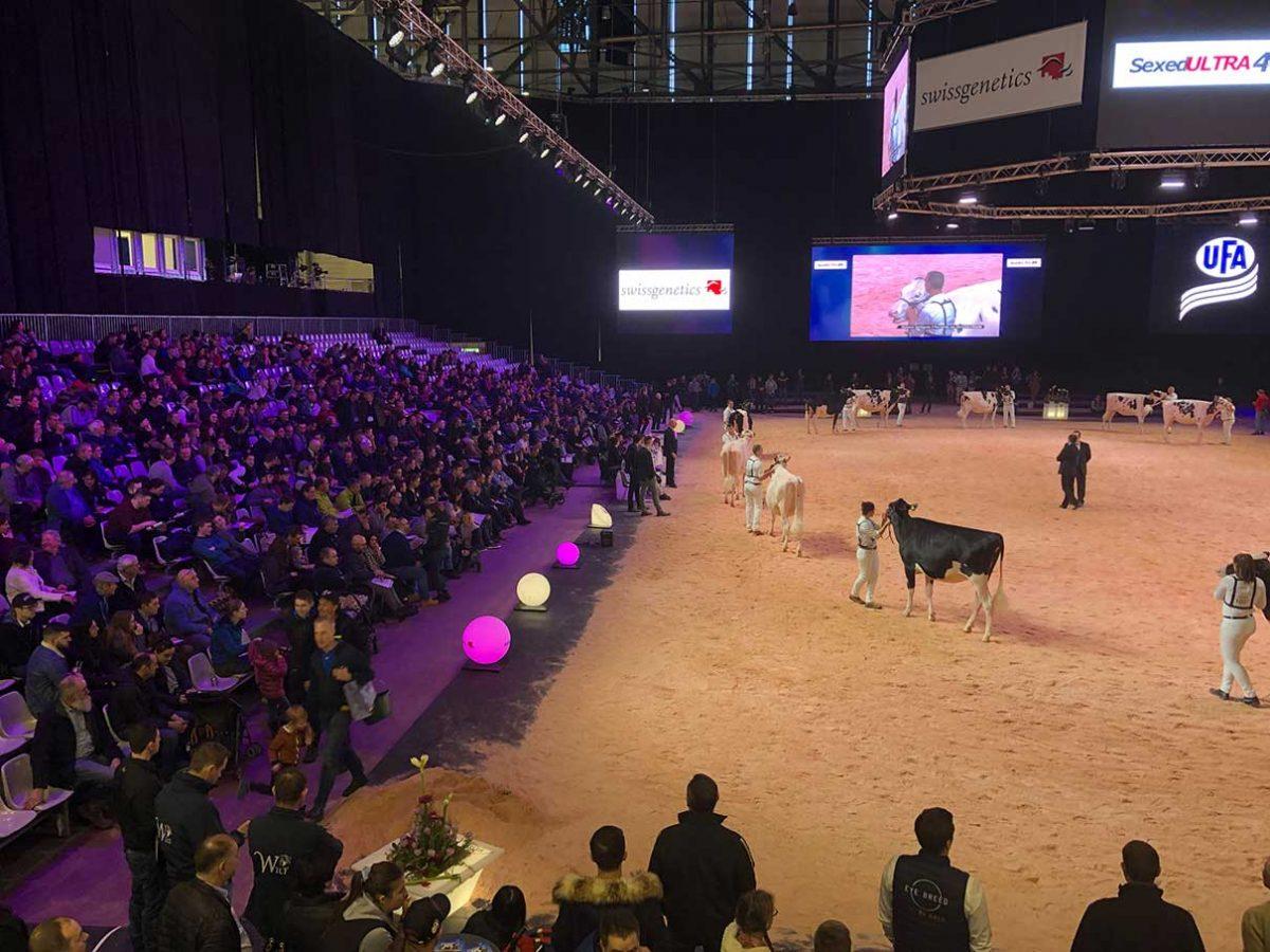 نمایشگاه کشاورزی و دامداری SWISS'EXPO 2021 سوئیس
