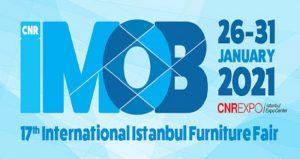 ویزای نمایشگاه مبلمان CNR IMOB ISTANBUL 2021 ترکیه